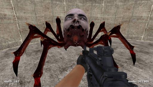 Télécharger Zombie Evil Kill 6 - Horror Bunker APK MOD 1