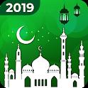 Ramadan calendar 2019:prayer times,Azan,ramzan dua icon