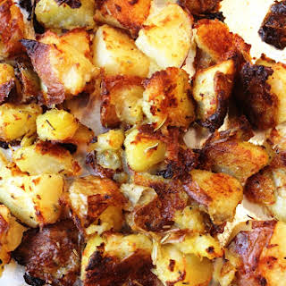 Oven Roasted Russet Potatoes Recipes.