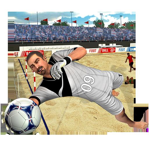 해변 축구 體育競技 App LOGO-硬是要APP