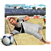 Beach Football Android APK Download Free By FREE APP LOGIC