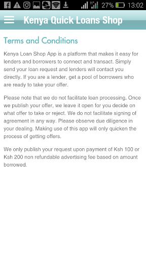 Kenya Quick Loan Shop Kenyas No 1 Open Loans App Apk Download