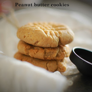 Make Peanut Butter Cookies With No Eggs Recipes.