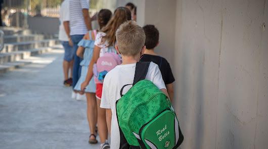 Colegios con planes municipales a la carta