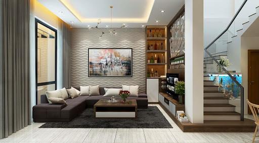 Cải tạo nội thất nhà lô phố