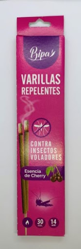 varillas bipa repelentes cherry