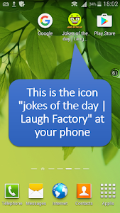 Jokes of the day Laugh Factory screenshot 6