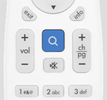 Google Fiber remote without live button