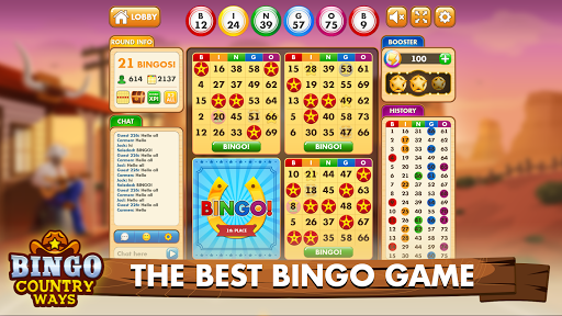 Bingo Country Ways: Best Free Bingo Games screenshots 3
