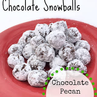 Chocolate Snowballs Condensed Milk Recipes.