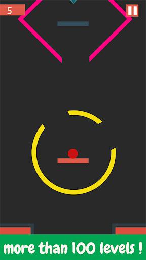 fast jump - Une balle -  jeux 2019  captures d'écran 2