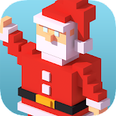 Crossy Christmas Road