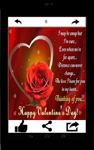 Valentine's Day Greeting Card 3.0.0 MOD Apk Download 2