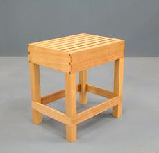 Photo: Doug's table Silver Ash, Bamboo