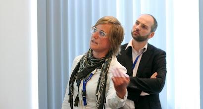 Photo: Inga Schlichting, Mike Schäfer - Panel 6 - 57. Jahrestagung der Deutschen Gesellschaft für Publizistik- und Kommunikationswissenschaft vom 16. bis 18. Mai 2012 in Berlin - Mediapolis: Kommunikation zwischen Boulevard und Parlament