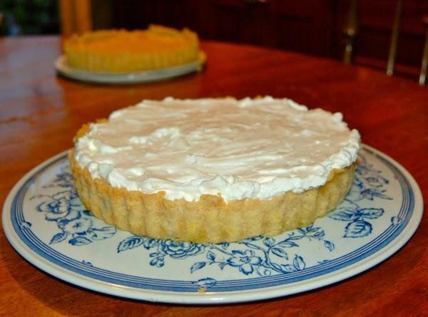 Lemon Lime Tart Recipe