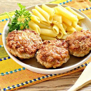 Russian Cutlets (Pork Patties).