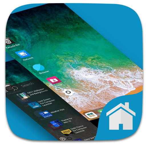 OS 11 Theme For computer Launcher