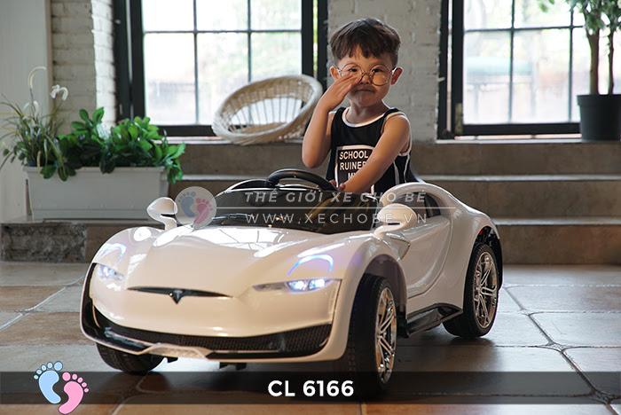 Xe hơi điện cho bé CL6166 1