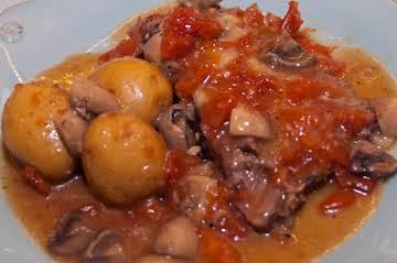 Cooking Under Pressure: Beef Top Round Roast
