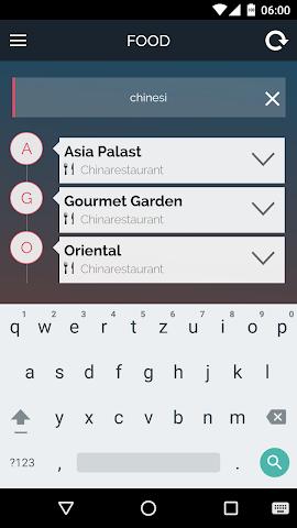 android Stadtrausch Amberg Screenshot 5