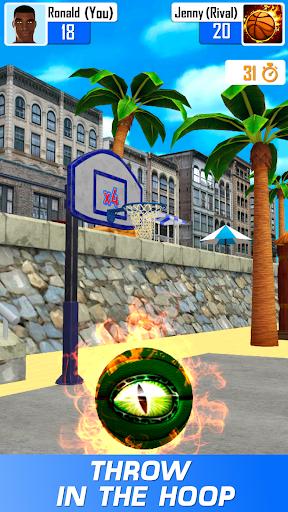 Basketball Clash: Slam Dunk Battle 2K'20 android2mod screenshots 11