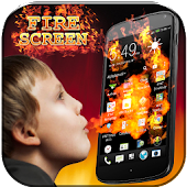 Fire Screen Prank