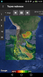 SEPA Precipitaciones screenshot 1