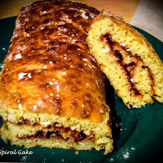 Spiral Cake.