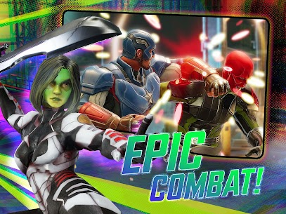 MARVEL Strike Force Mod 2.3.1 Apk [Unlimited Money] 10
