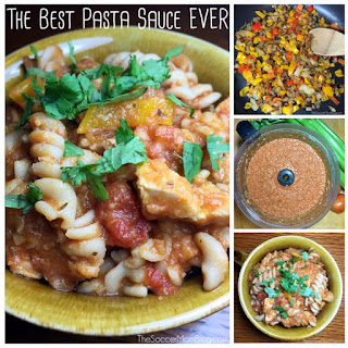 The Best Pasta Sauce EVER
