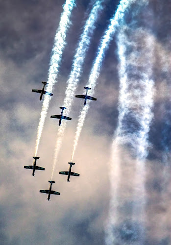 Air Show by Charles Ong - News & Events Entertainment ( plane, aeroplane, singapore, air show,  )