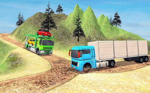 Mud Truck Driver : Real Truck Simulator cargo 2019 1.07 screenshots 2