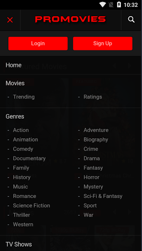 Screenshot for Promovies in Hong Kong Play Store