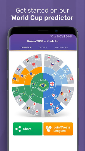 FotMob World Cup 2018  screenshots 3