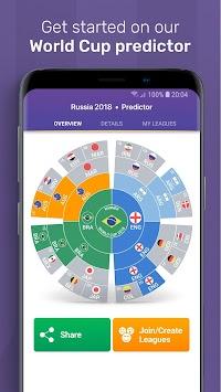 FotMob World Cup 2018