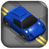 Zigzag Racing in Car Boom 3D