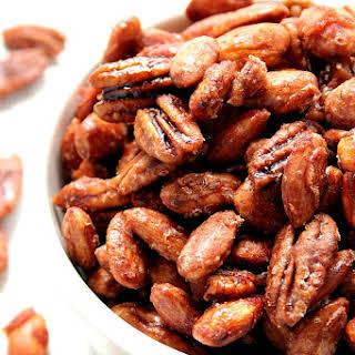 Crock Pot Spiced Nuts Recipes.