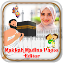 Makkah Madina Photo Editor icon