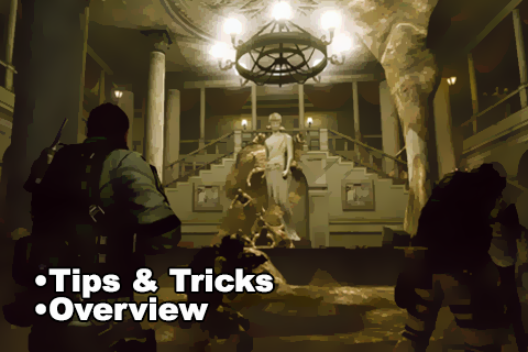Guide for Resident Evil 6