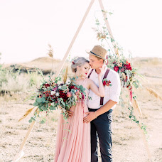 Wedding photographer Olga Glazkina (prozerffina1). Photo of 18.09.2018