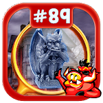 # 89 Hidden Objects Games Free New – Haunted House icon