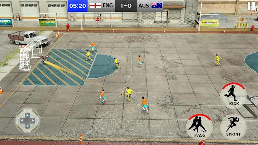 Street Soccer League 2020: Play Live Football Game 2.4 screenshots 1