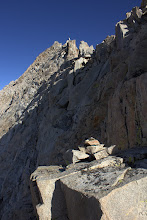 Photo: 'Trail' to Triple Divide Peak