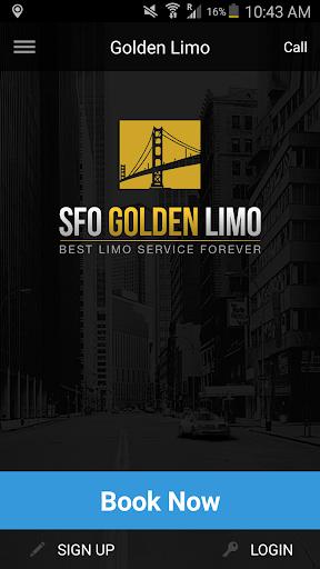 SFO Golden Limo