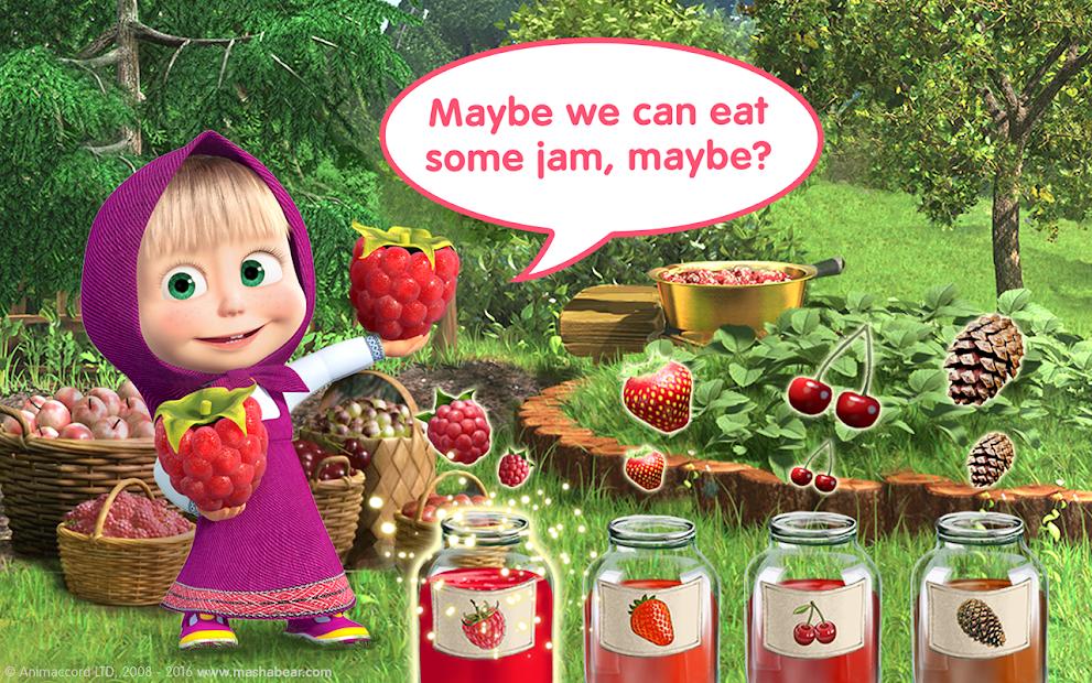 Masha and the Bear Child Games screenshot 17