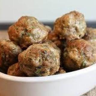 Vegetarian Tofu Balls Recipes.