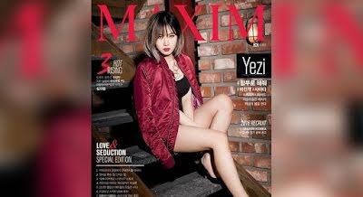 Kim So Hee Christmas 2021 Maxim Maxim Archives Koreaboo