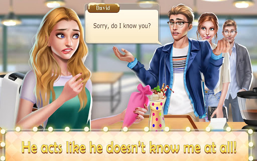 College Love Story u2764 Crush on Twins! Girl Games 1.0 screenshots 9
