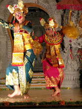Photo: Balinese dance performance (Ubud, Bali)